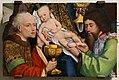 Maestro di liesborn, adorazione dei magi, 1470-80 ca.jpg