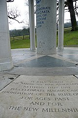 Magna Carta Memorial, Runnymede - geograph.org.uk - 2756118.jpg