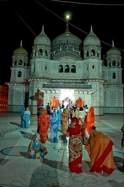 File:Mahamati Prannathji Temple Panna Madhya Pradesh India.jpg