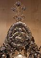 Maichael mair, ostensorio in argento e pietre preziose, 1690 ca. 03.JPG