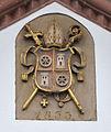 Mainz Schöfferstrasse Wappen Joseph Vitus Burg img02.jpg