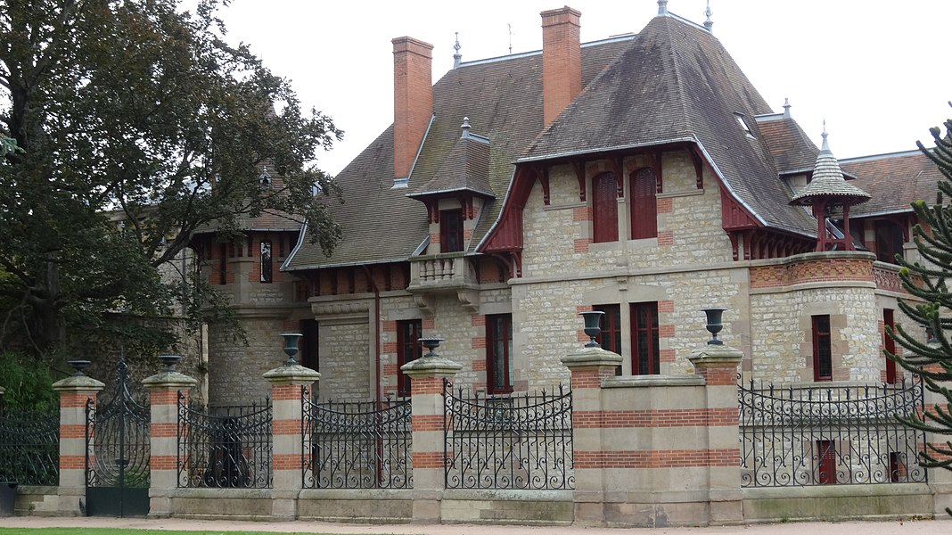 Maison Mantin - Musée Anne-de-Beaujeu. Moulins, Allier