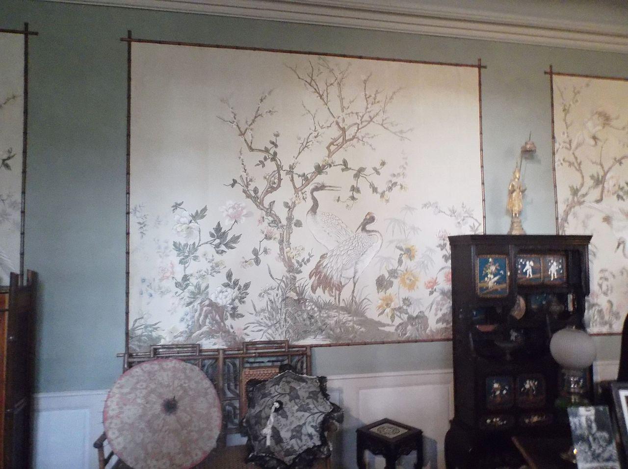 Decoration Chambre D Enfants Mixte Peinte En Bleue