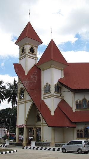 Toraja Church - Toraja Church in Makale.