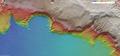 Mangala Fossae, ortho-image ESA233402.tiff