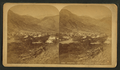 Manitou, Colorado. Pike's Peak in distance, by Martin, Alexander, d. 1929.png