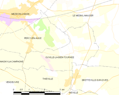Map commune FR insee code 14489.png