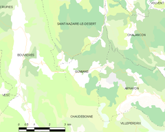 Map commune FR insee code 26147.png