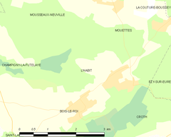 Map commune FR insee code 27309.png