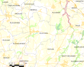 Map commune FR insee code 29210.png