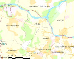 Map commune FR insee code 38011.png