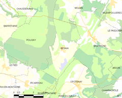 Map commune FR insee code 39050.png