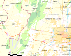 Map commune FR insee code 65226.png