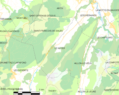 Map commune FR insee code 73192.png