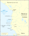Map of Caesar's campaign in the Roman province of Macedonia (2).png