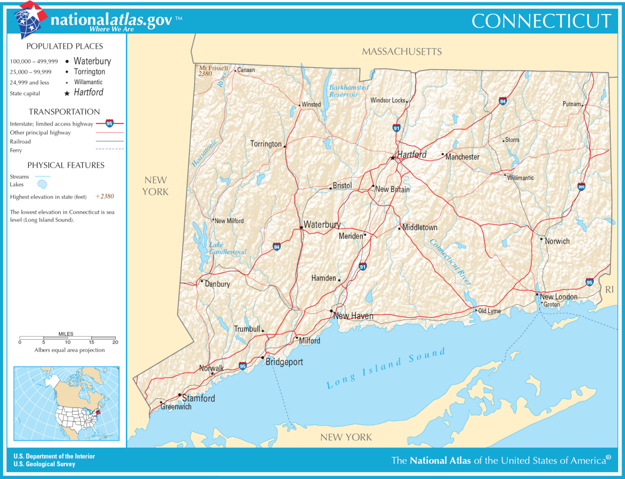 FileMap of Connecticut NApng Wikimedia Commons