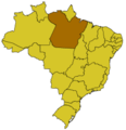 Map of Para in Brazil.png