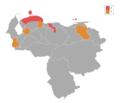 Mapa de Clasificación Regional para el Miss Tierra.png
