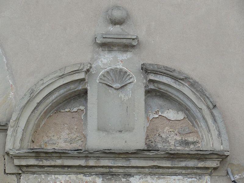 Marainviller (M-et-M) dessus de porte maison