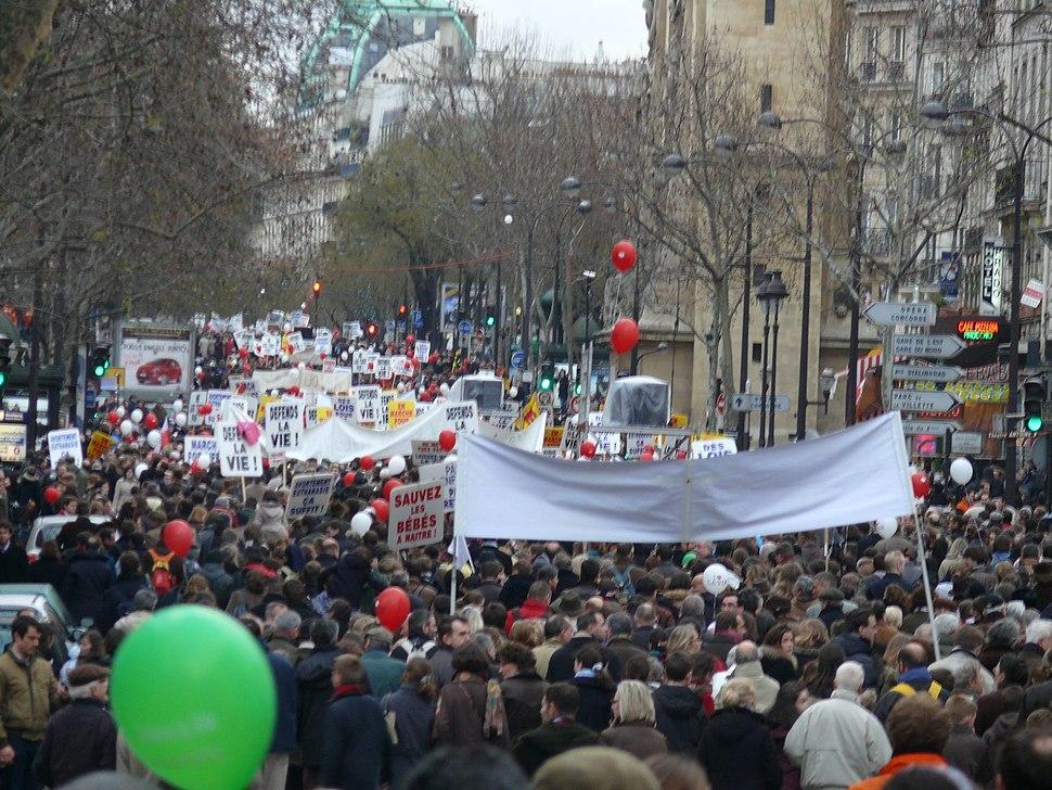 Marche pour la vie 2012 - 6