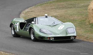 Marcos Engineering - Mantis XP in Goodwood Festival of Speed 2010.