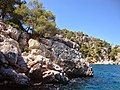Mareza beach,Angistri island.JPG