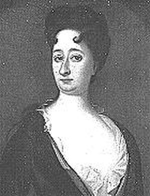Margareta von Ascheberg - A portrait of Margareta von Ascheberg