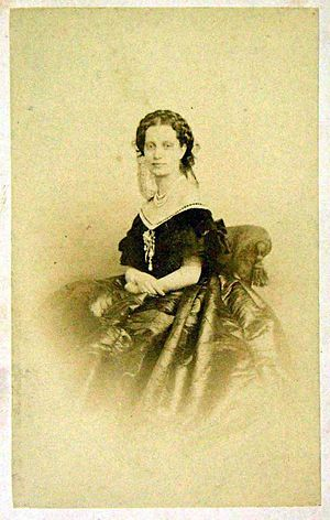 Archduchess Maria Isabella of Austria - Image: Maria Isabella Asburgo Lorena