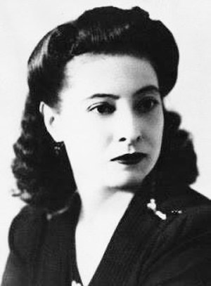 Jorge Ubico - Elementary school teacher María Chinchilla Recinos in 1940. Her violent death during a peaceful demonstration on June 25, 1944 sparked an outcry that led to Ubico resignation on July 1st.