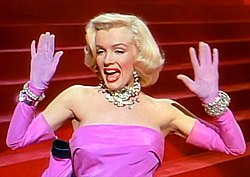 Marilyn Monroe in Gentlemen Prefer Blondes trailer.jpg