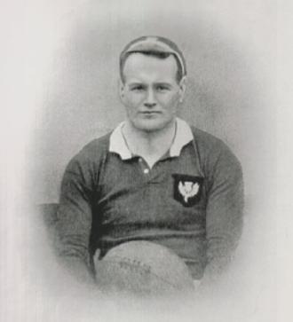 Royal High Corstorphine RFC - Mark Coxon Morrison.