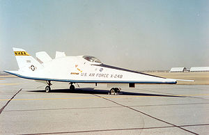Air Force Research Laboratory - Martin–Marietta X-24B