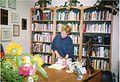 Mary Manin Morrissey's office at Living Enrichment Center 1997.jpg