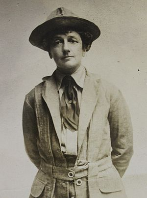 Mary Rutherfurd Jay - Image: Mary Rutherfurd Jay, August 30, 1918