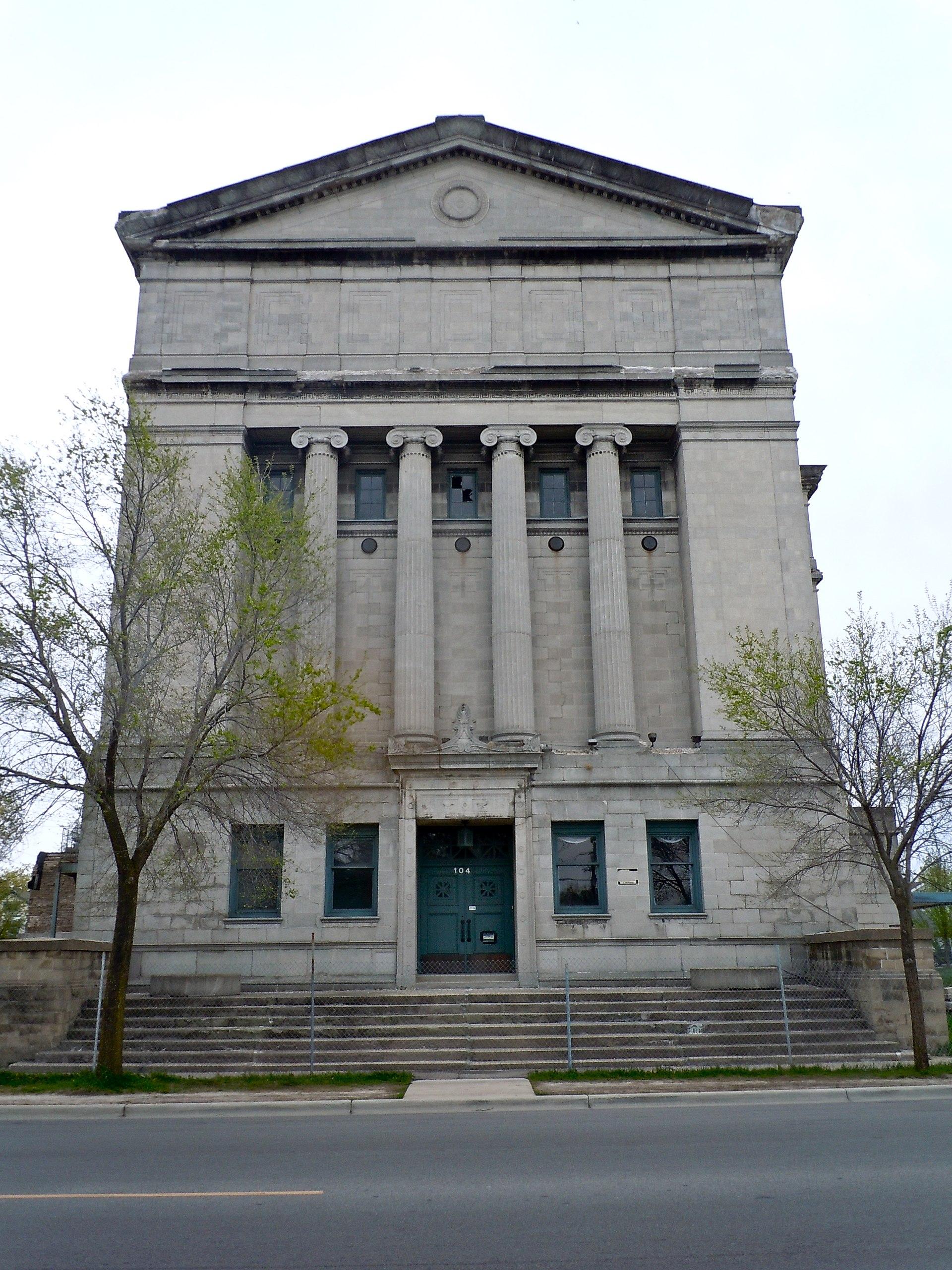 Masonic Temple Aurora Illinois Wikipedia