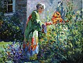 Matilda Browne - In the Garden 1915.jpg