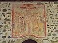 Matrei-Ganz - Nikolauskirche - 14 - Fresko über dem Eingang.jpg