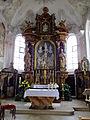 Mauerstetten - St. Vitus - Hochaltar.JPG