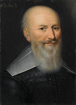 Maximilien de Béthune, Duke of Sully - Maximilien de Béthune in 1630.