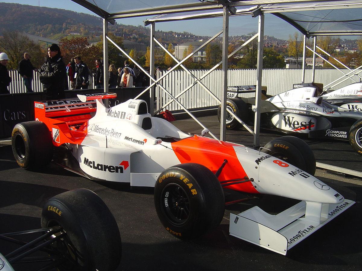 McLaren MP4/11 - Wikipedia