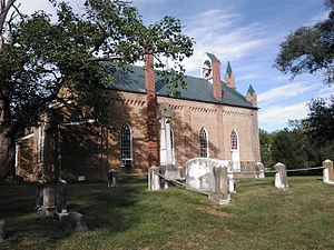 William Meade - Meade Memorial Church in White Post