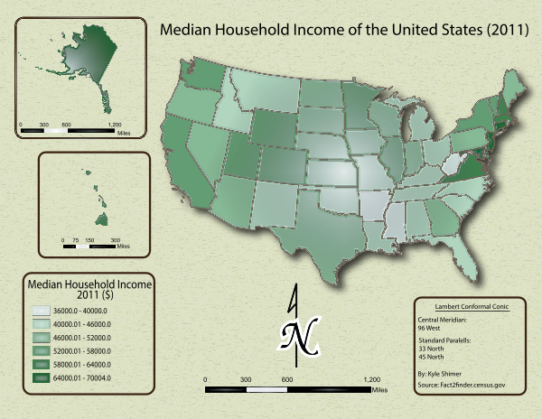 List of U.S. states by income - Wikipedia, the free encyclopedia