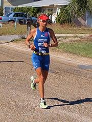Meike Krebs Ironman Arizona 2010