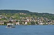 Meilen - FS Schwan - Zürichsee - Pfannenstiel - FS Horgen 2014-05-23 18-01-27