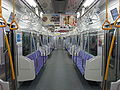 Meitetsu 4000 series interior 20081225.JPG