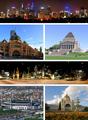 Melbourne montage six frame infobox.png