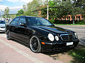 Mercedes Benz E 55 AMG 2002 (14385337754).jpg