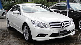 Mercedes E-Class Coupe front.JPG