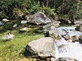 Mergulho no rio da Pousada Jardim das Águas em Visconde de Mauá.jpg
