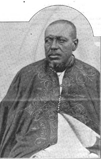 Mersha Nahusenay - Mersha Nahusenay around 1900